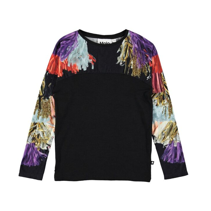 Celebration Tassel Sleeves Rayanne T-Shirt