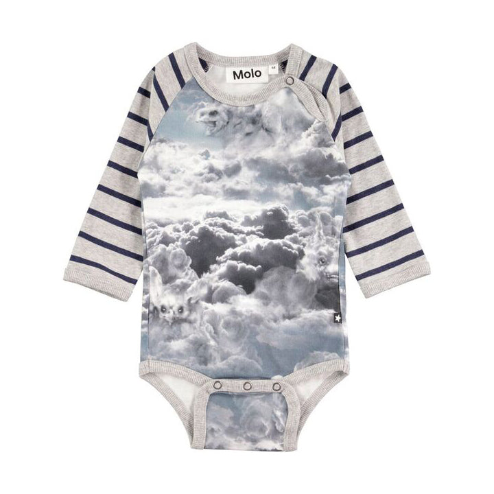 Cloud Figures Floyd Onesie