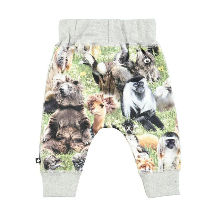Hairy Animals Soft Pants