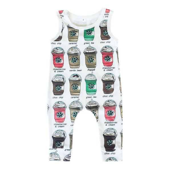 Coffee Romper