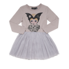 Bat Girl Circus Dress, Toddler/Child