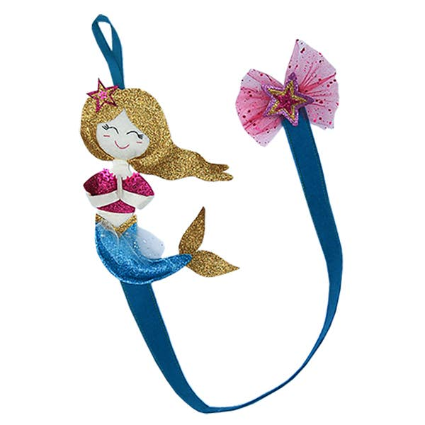 Hair Clip Keeper - Mermaid