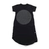 Circle Dress in Black