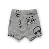 Boys Skull Mask Underwear Set