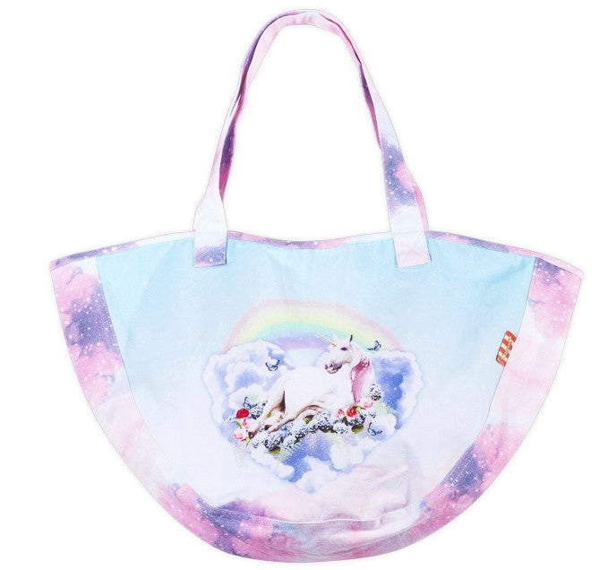 Cloud Unicorn Swim Towel Tote