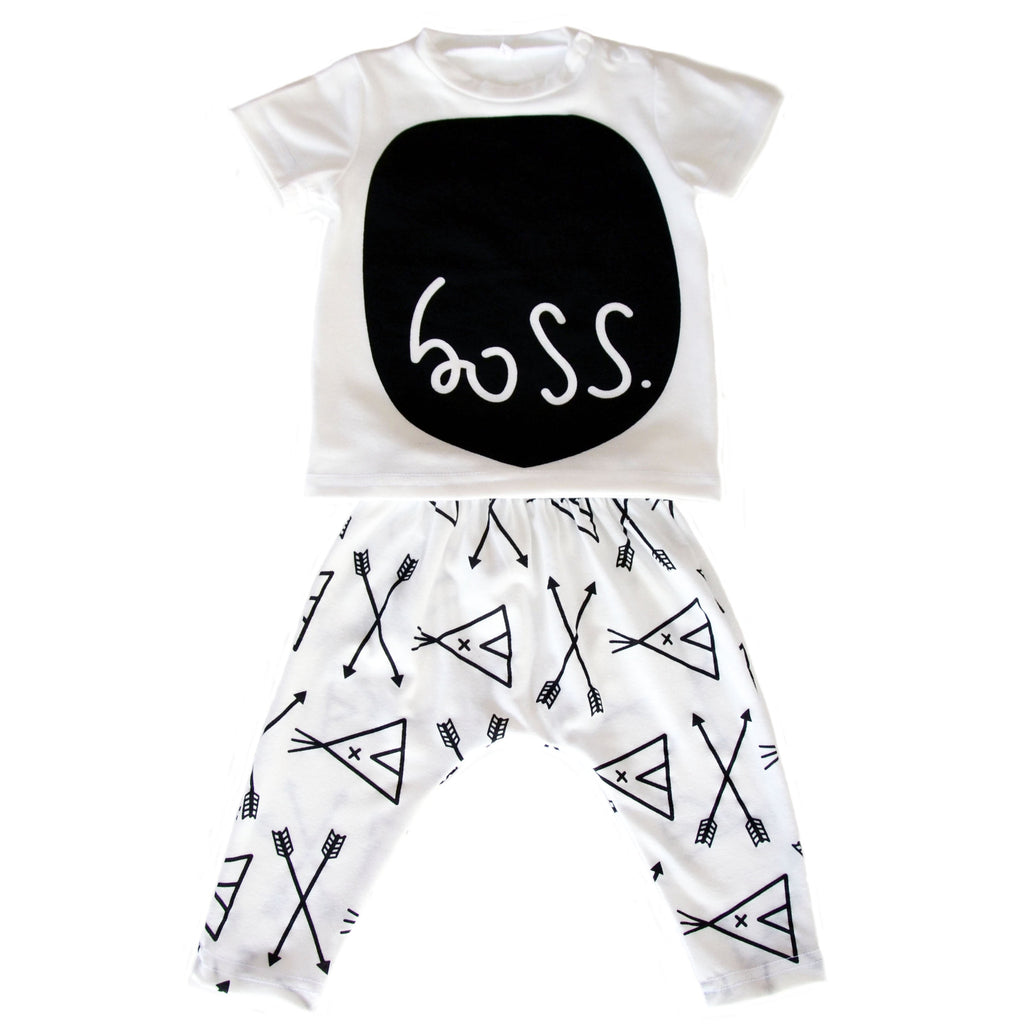 Lil' Boss Outfit