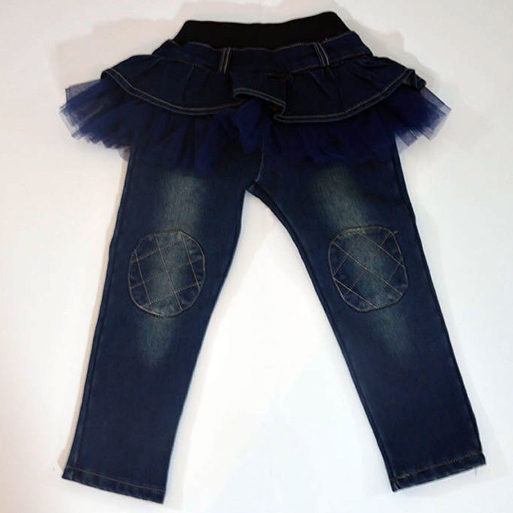 Denim Diva Jeans & Skirt