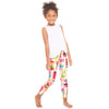 Fruit Pops Capri Leggings