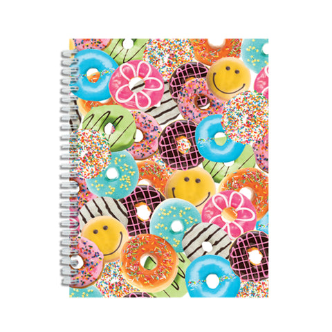 Happy Donuts 3D Journal