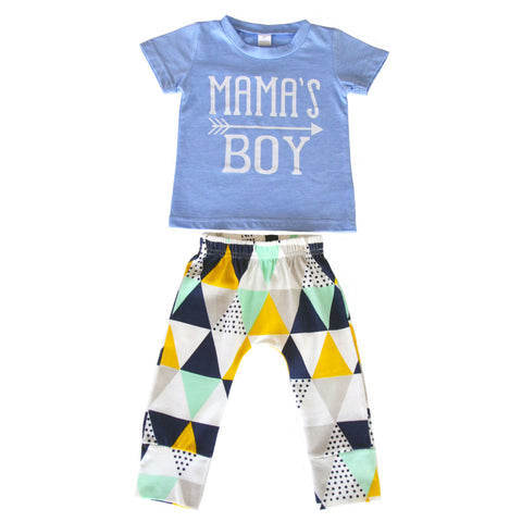 Mama's Boy Outfit