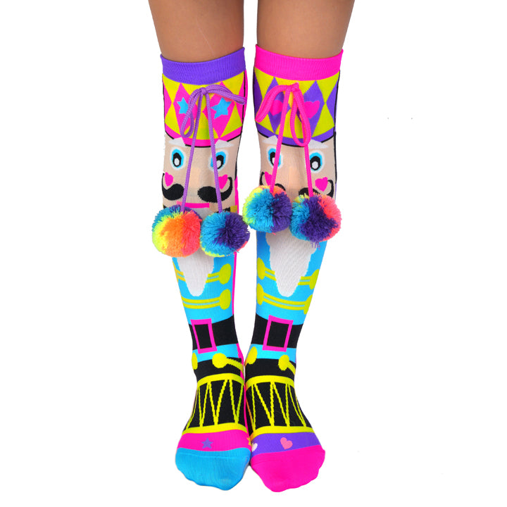 Nutcracker Socks