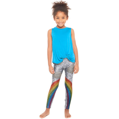 Rainbow Crystal Leggings