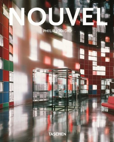 "Book ""Nouvel"", Taschens Basic Architecture, by Philip Jodidio"