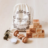 Deluxe Rattle Gift Set - noc noc wooden toys Gift Set