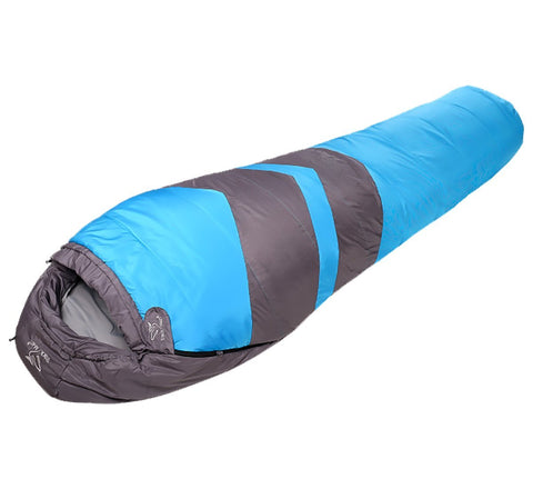 Ultralight Hiking Sleeping Bag with Compression Sack