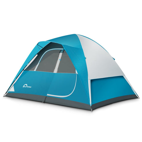 Camping Tent - 6 Person Dome Tent