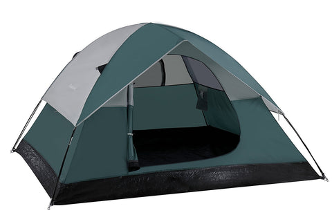 Finnkare 3-Person 3-Season Lightweight Water Resistant Family C&ing Tent with Rain Fly  sc 1 st  Anubis Tactical Supply & ATS Dome Backpacking Tent 2-person u2013 Anubis Tactical Supply