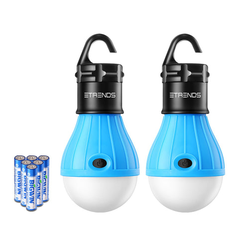 Portable LED  Light Bulbs