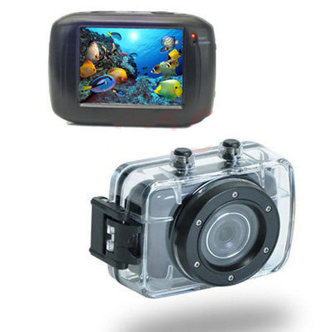 ATS C1 HD Waterproof Camera