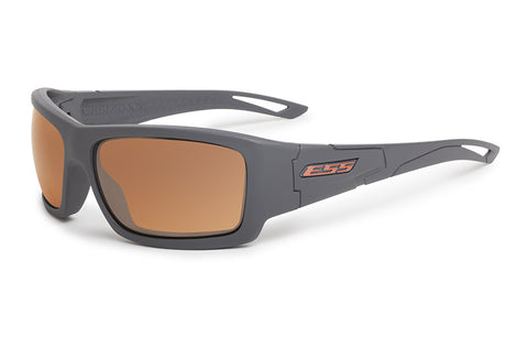 ESS CREDENCE Grey Frame W/ Mirror Copper Lenses