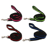New Arrival Nylon Tactical Pet Dog Lead Training Leash Elastic Bungee Canine Strap Rope dog traction rope drawstring safety belt