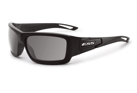 ESS CREDENCE Black Frame W/ Smoke Gray Lenses
