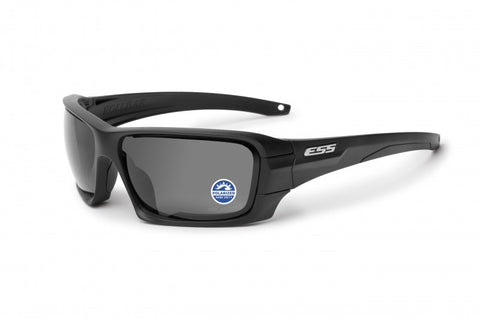ESS Rollbar Polarized Mirrored Gray Lenses