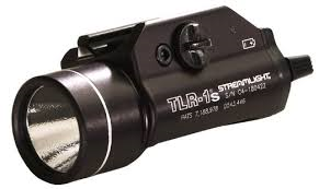 Streamlight TLR-1®S LED RAIL MOUNTED FLASHLIGHT WITH STROBE