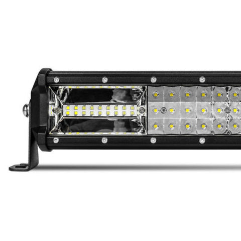 12 Inch 162w Tri Row Light Bar