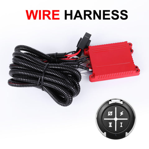 Remote Wiring Harness