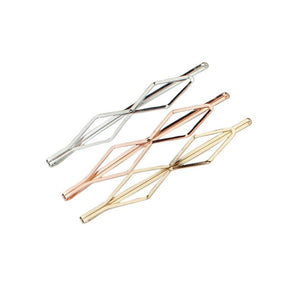 Diamond Metal Bobby Pins