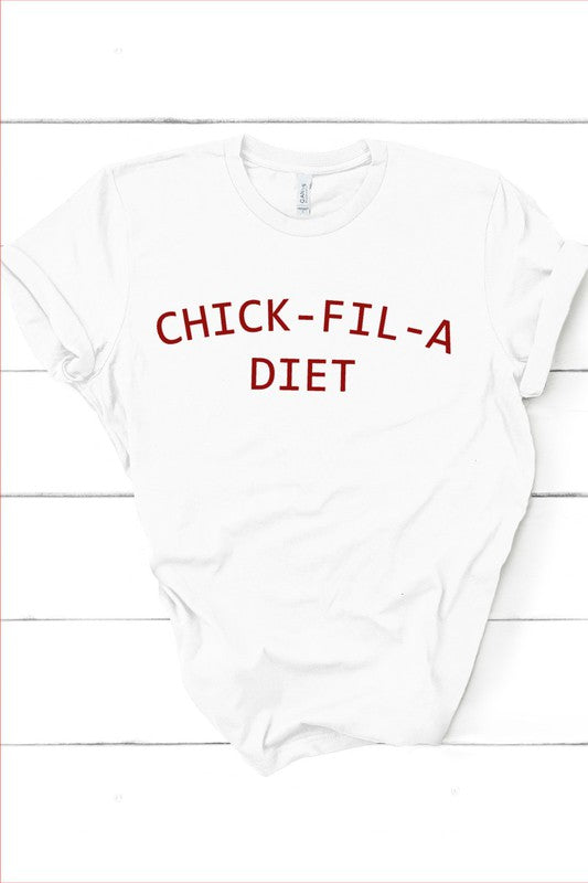 Chick-fl-a Tee