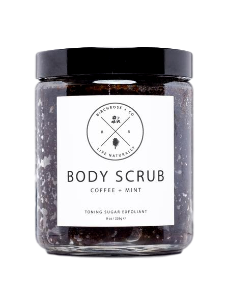 Birchrose + Co. - Body Scrub - Coffee + Peppermint