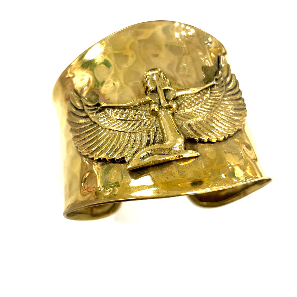 Egyptian Goddess Cuff