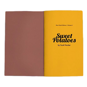 Sweet Potatoes Book