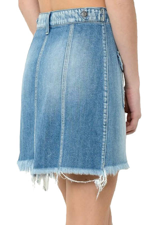 Bleached Soft Skirt