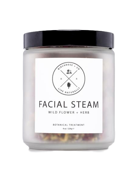 Birchrose + Co. - Botanical Facial Steam
