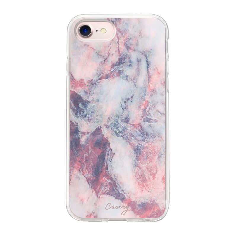 Hazy Marble iPhone Case