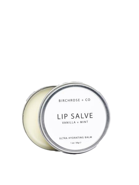 Birchrose + Co. - Lip Salve - Vanilla + Mint