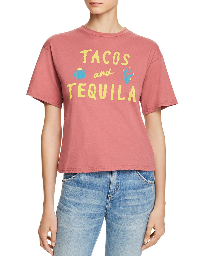 Tacos And Tequila Tee