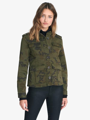 Sacred Valley Military Jacket