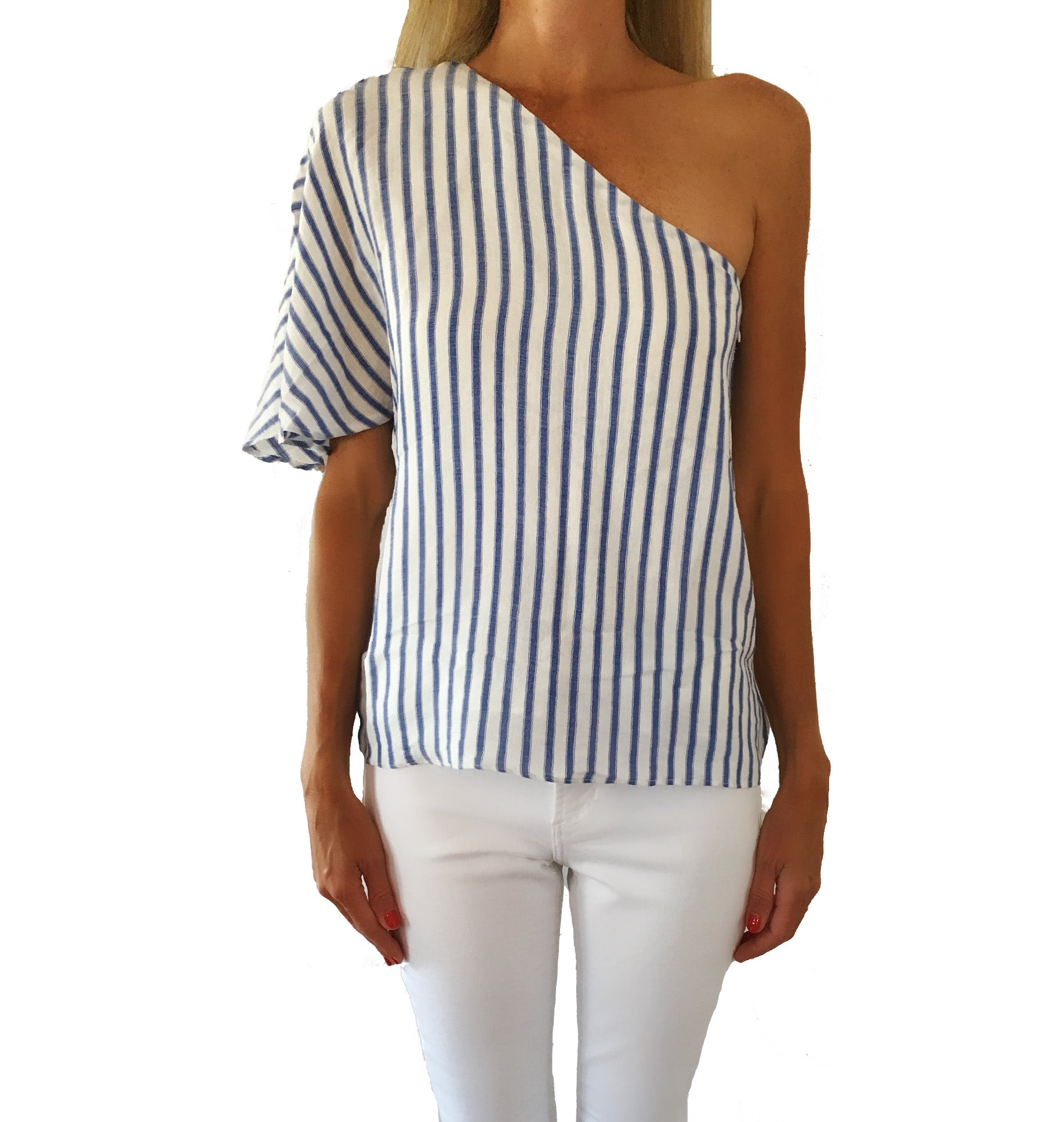 Lena Striped Top
