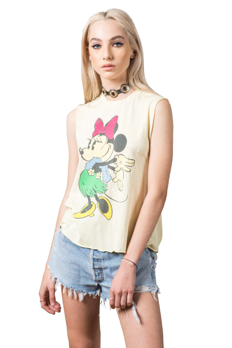 Cali Minnie Muscle Tank