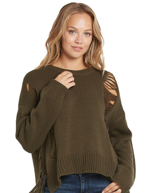 The Oliver Sweater