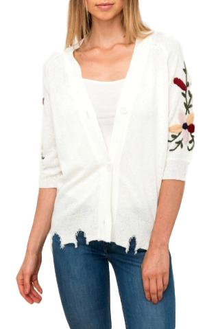Flower Child Cardigan