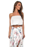 Saint Tropez Crop Top