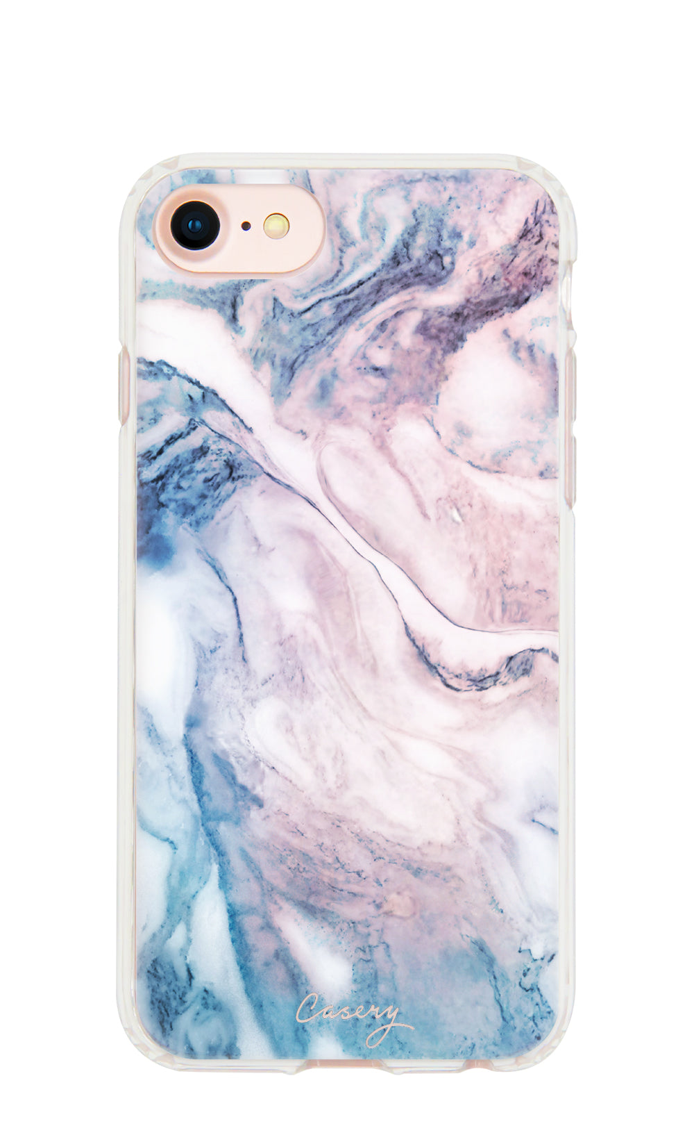 The Casery - Cloudy Marble iPhone Case