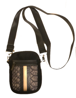 Casey Croc Cellphone Crossbody