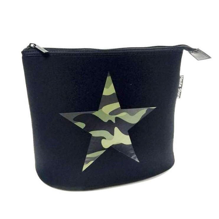 Camo Star Tolietry Bag