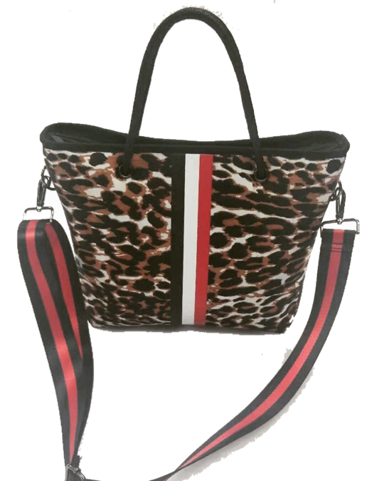 Ryan Mini Cheetah Tote
